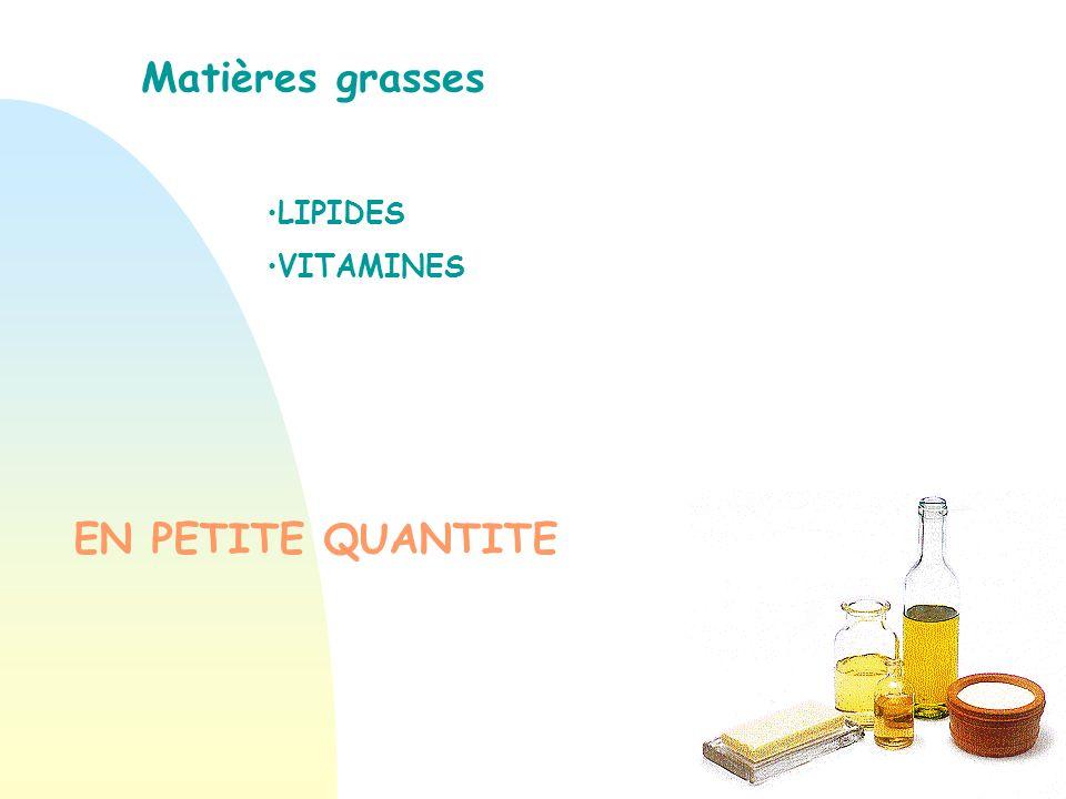 Sucreries SUCRES +/- LIPIDES EN PETITE QUANTITE : 10% DES APPORTS CALORIQUES TOTAUX
