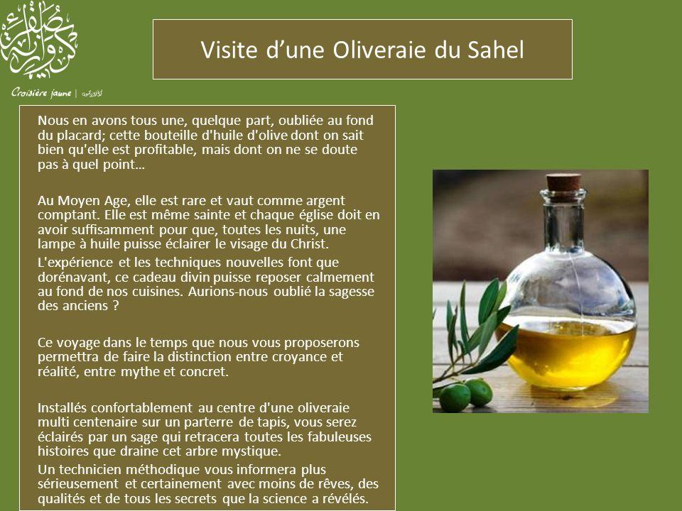 Nous en avons tous une, quelque part, oubliée au fond du placard; cette bouteille d'huile d'olive dont on sait bien qu'elle est profitable, mais dont
