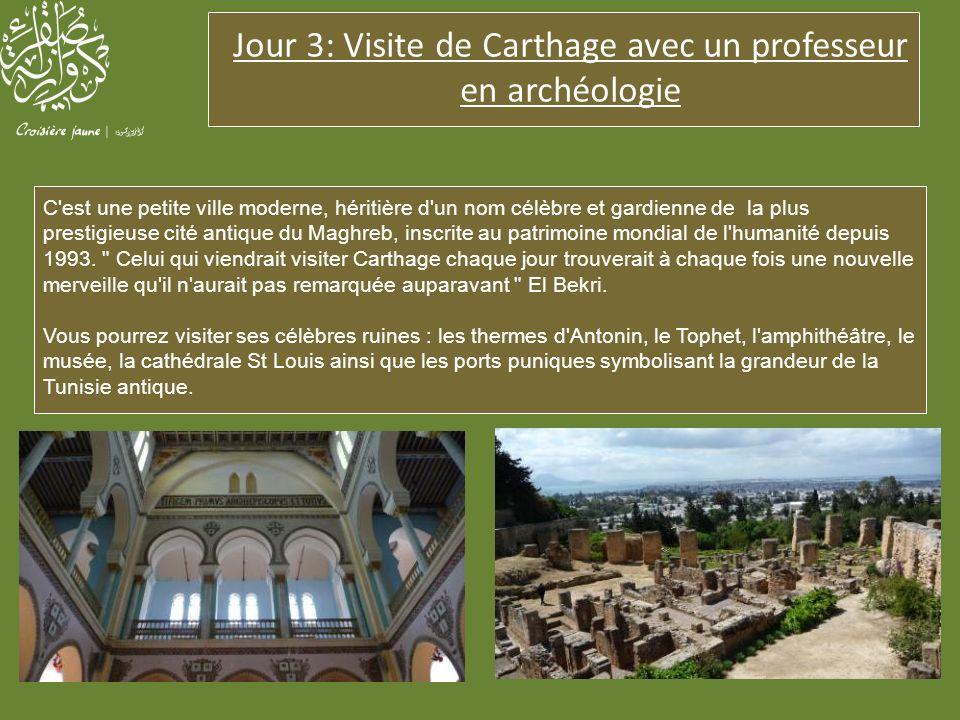 C'est une petite ville moderne, héritière d'un nom célèbre et gardienne de la plus prestigieuse cité antique du Maghreb, inscrite au patrimoine mondia