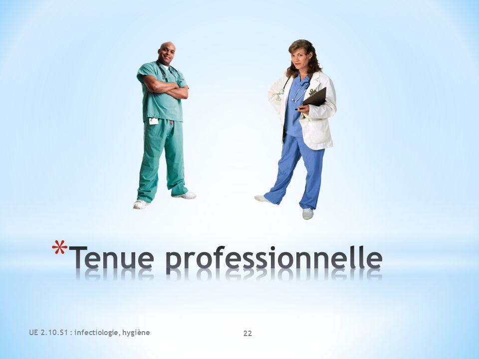 UE 2.10.S1 : infectiologie, hygiène 22