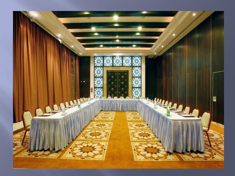 Salles de réunion Hôtel Ramada Plaza 5* - Gammarth