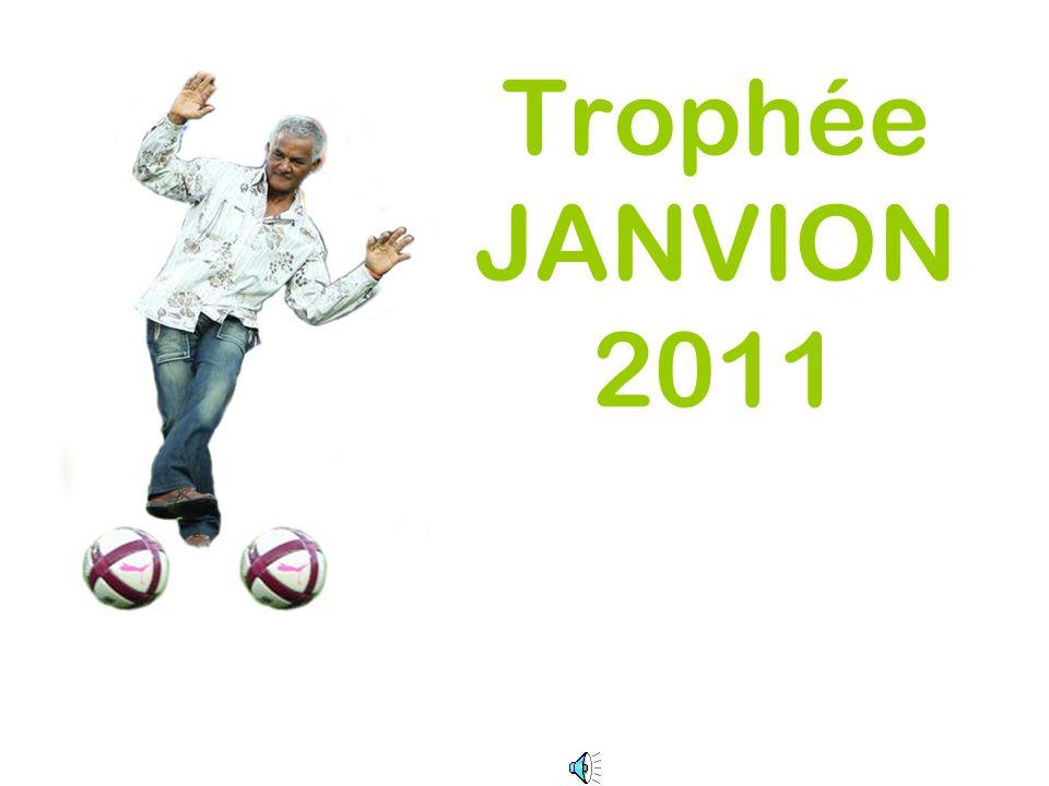 Trophée JANVION 2011