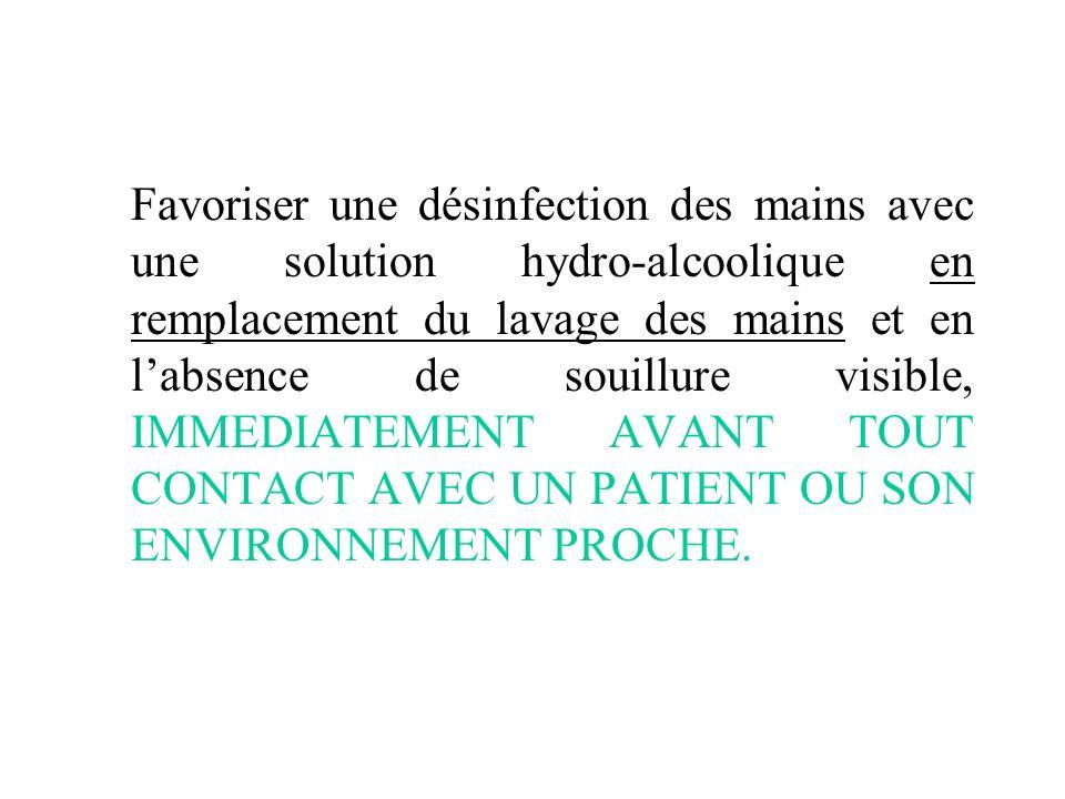 60 Conclusion Un cohorting se prépare, délai minimum 48heures.