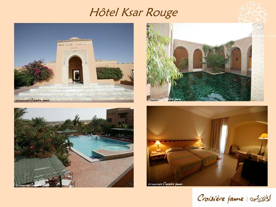 Hôtel Ksar Rouge