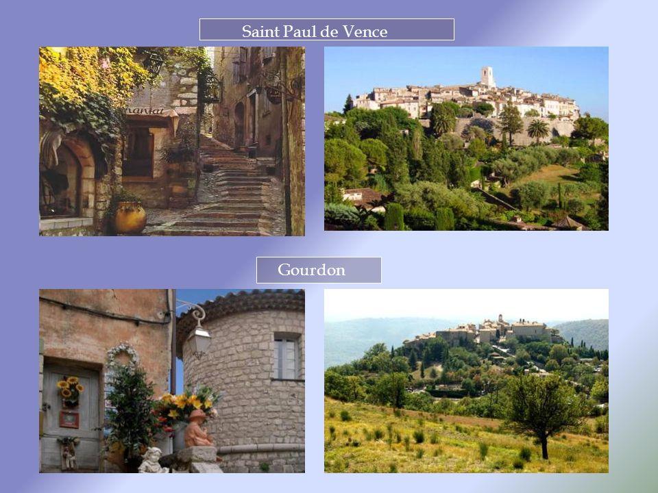 Saint Paul de Vence Gourdon