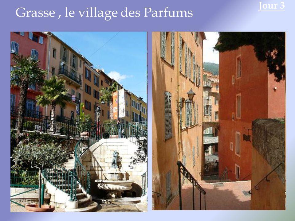 Grasse, le village des Parfums Jour 3