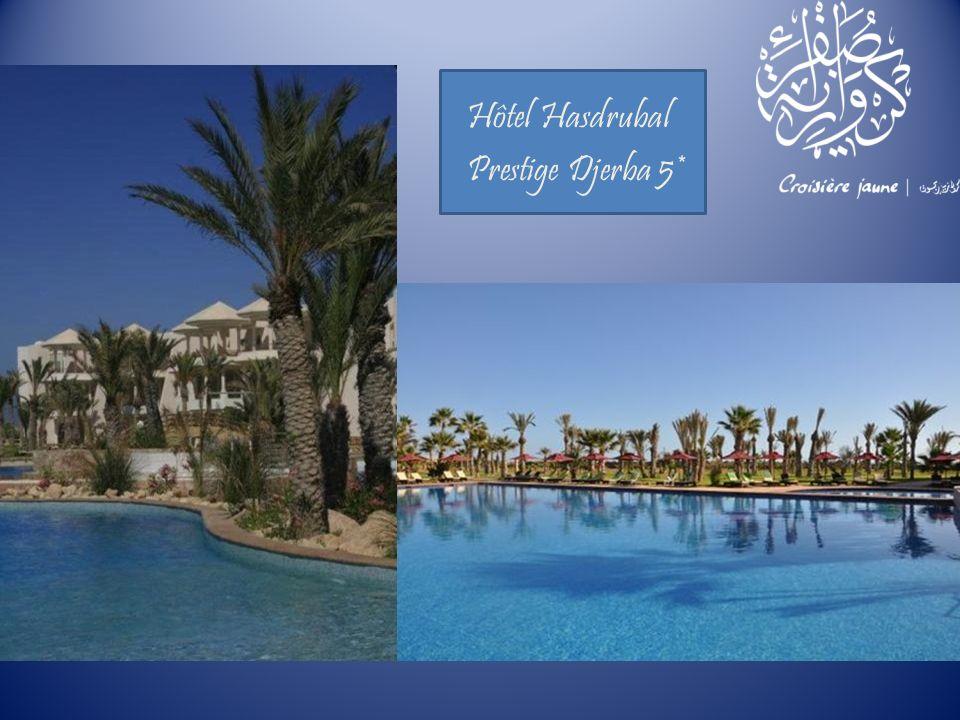 Hôtel Hasdrubal Prestige Djerba 5*