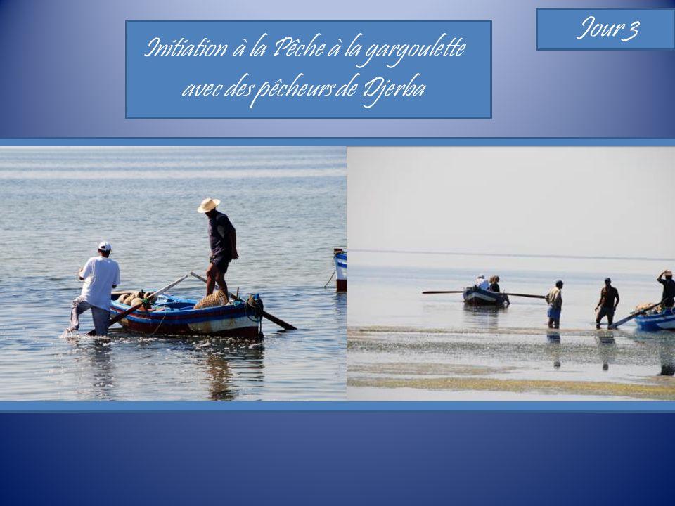 Initiation à la Pêche à la gargoulette avec des pêcheurs de Djerba Jour 3
