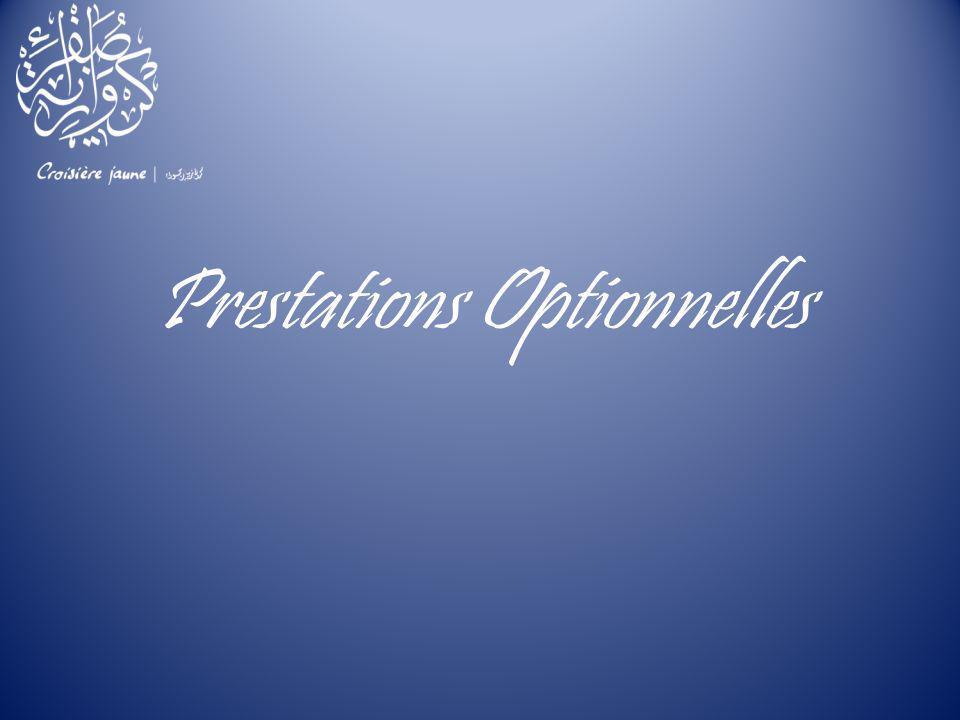 Prestations Optionnelles