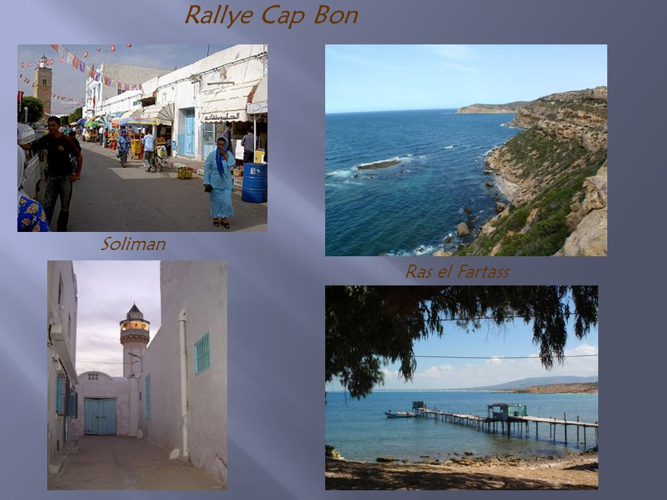 Rallye Cap Bon Soliman Ras el Fartass
