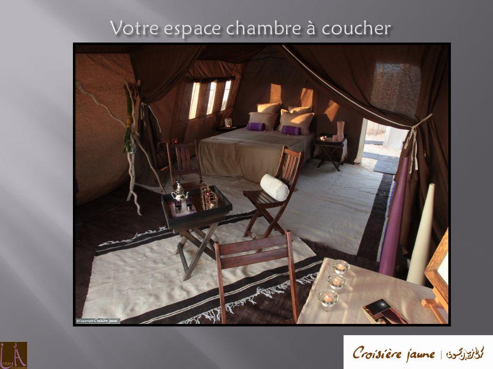 Votre espace chambre à coucher Votre espace chambre à coucher