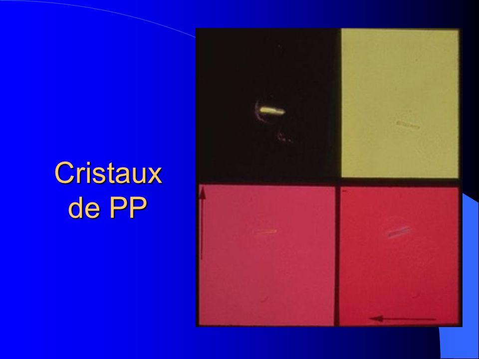 Cristaux de PP