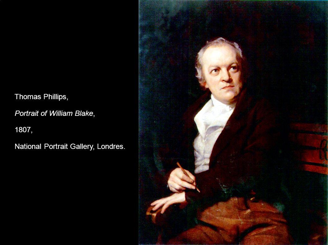 William Blake, La Création d Adam par Elohim