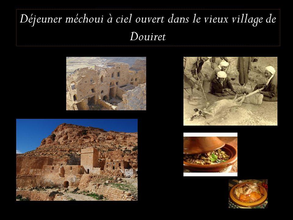 En option pour votre journée 4x4 : Rallye avec road-book et GPS à la Découverte du Sud Tunisien