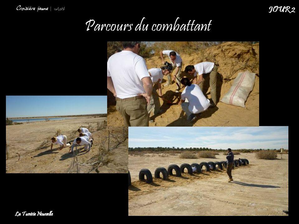 Parcours du combattant La Tunisie Nouvelle JOUR 2