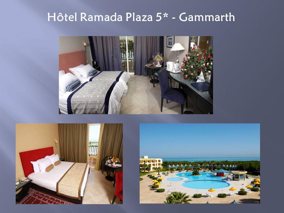 Hôtel Ramada Plaza 5* - Gammarth