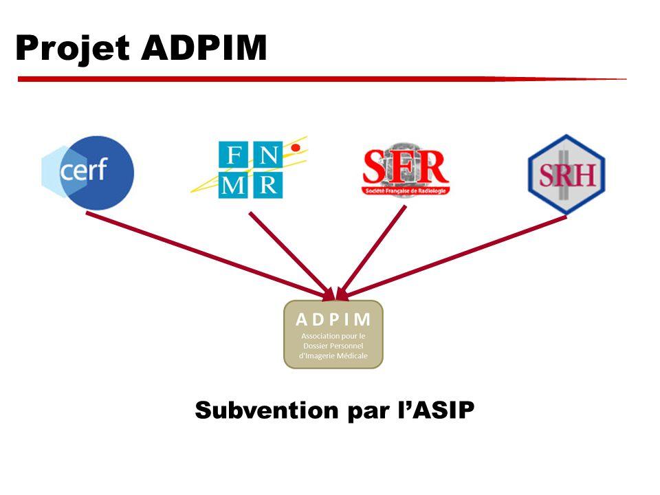 Subvention par lASIP