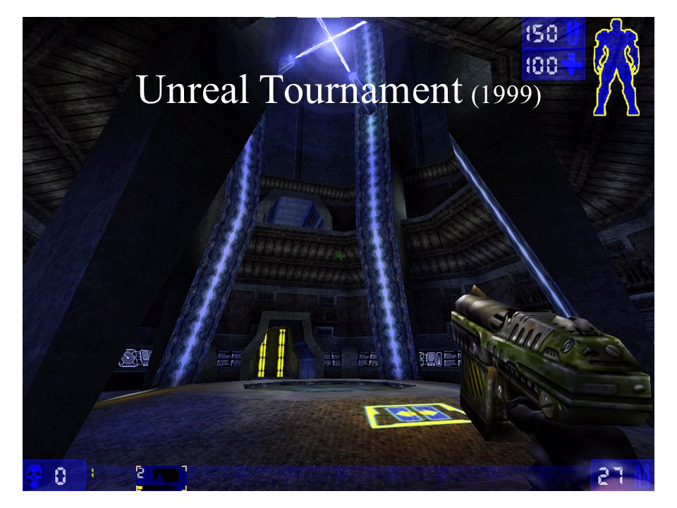 TER BL24 Unreal Tournament (1999)