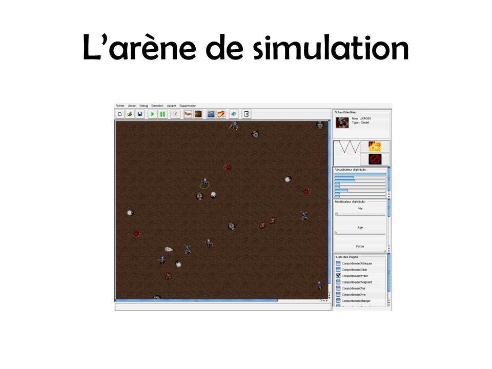 Larène de simulation