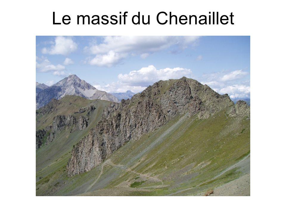 Le massif du Chenaillet