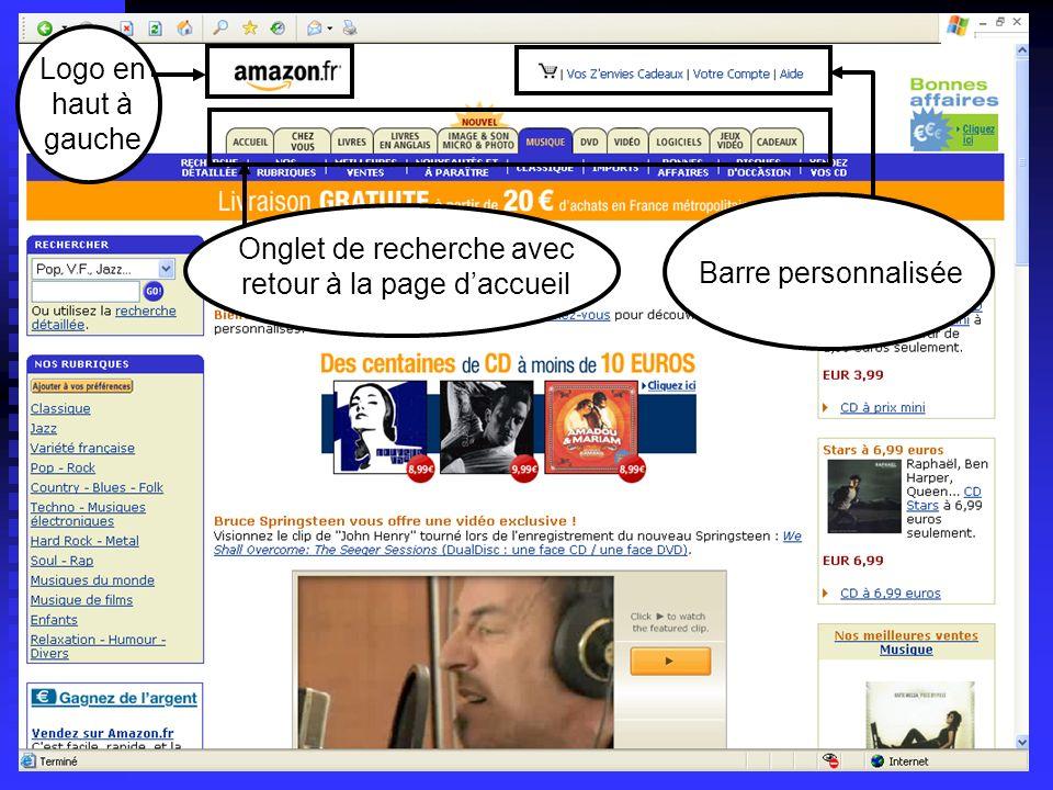 Lycée C de Gaulle - Vannes 56 000 Onglet de recherche avec retour à la page daccueil Barre personnalisée Logo en haut à gauche