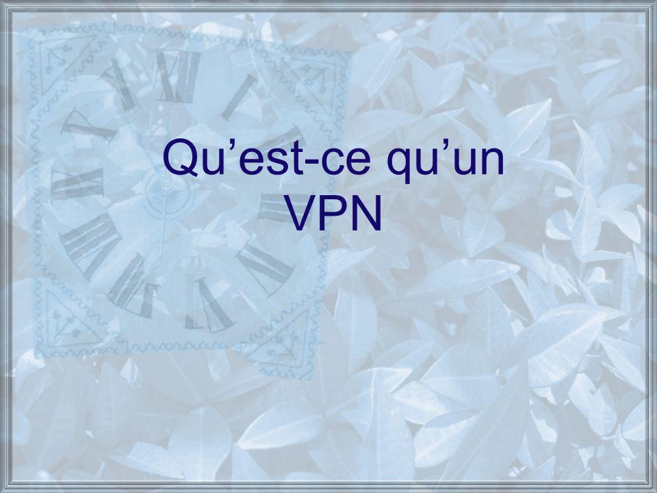 Quest-ce quun VPN