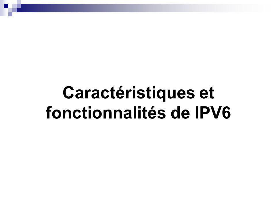 Plan Réseaux existants: Les réseaux académiques Les points déchange IPv6 Les réseaux pré opérationnels et les services commerciaux Accès au réseau IPv6