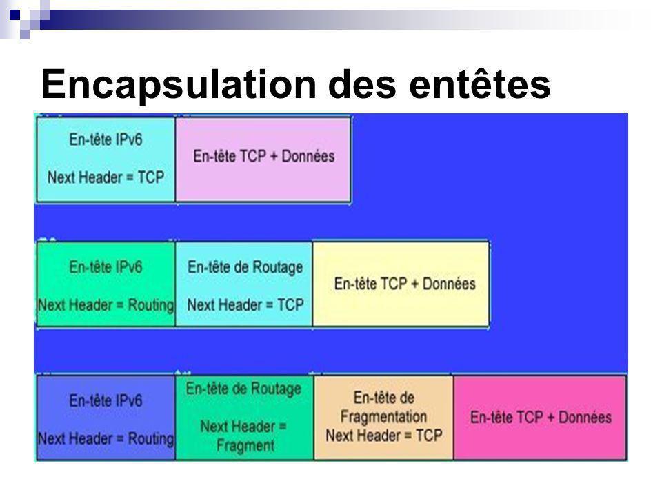 Réseau pilote IPv6 de Renater Evolution du G6bone VPN sur linfrastructure de Renater 2 Centré sur le NIO Connecté au 6TAP et au réseaux européens Administré par les gérants des PIR du G6 Supervisé par le Loria (Nancy) http://w6.loria.fr Passage à un réseau IPv6 natif, il faut des services