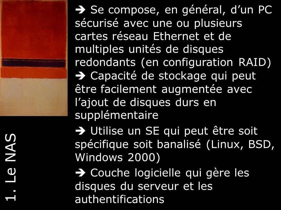 11 Se compose, en général, dun PC sécurisé avec une ou plusieurs cartes réseau Ethernet et de multiples unités de disques redondants (en configuration