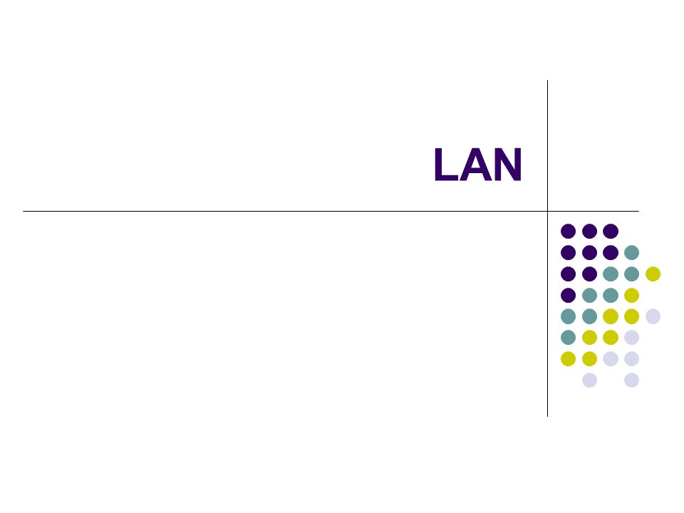 LAN (1/9) Architecture en étoile Évolutivité, maintenance Locaux techniques 1 MDF 3 IDF 90 m, zone de desserte Climatisation, anti-feu, alarme, faux-plancher… Installation darmoires déportées Salles éloignées