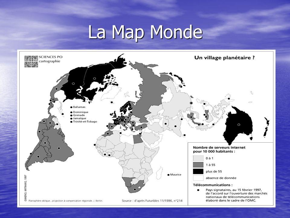La Map Monde