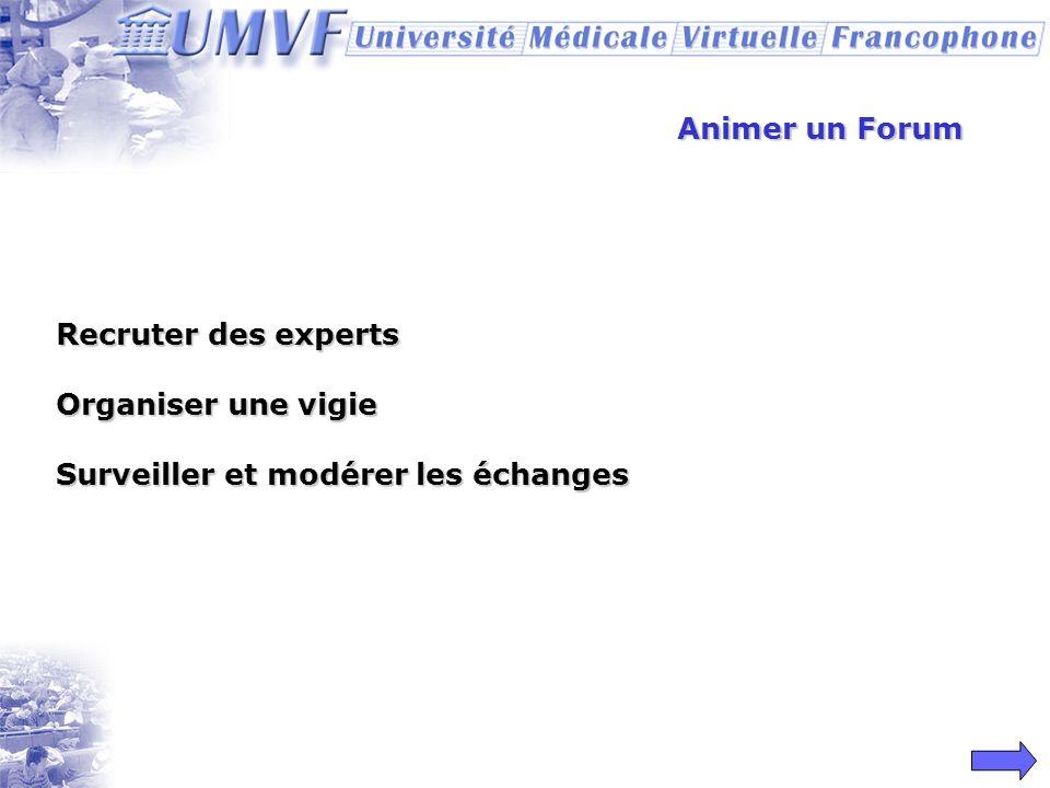 Forum en gynécologie