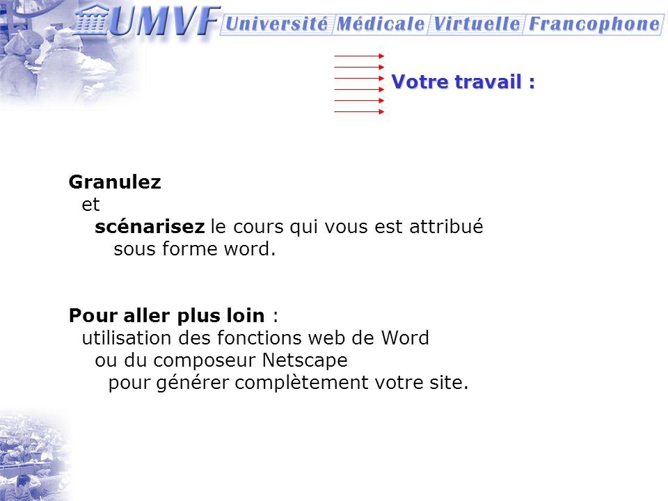 Les résultats constatés Une étude sur luniversité Virtuelle de Paris 5 :