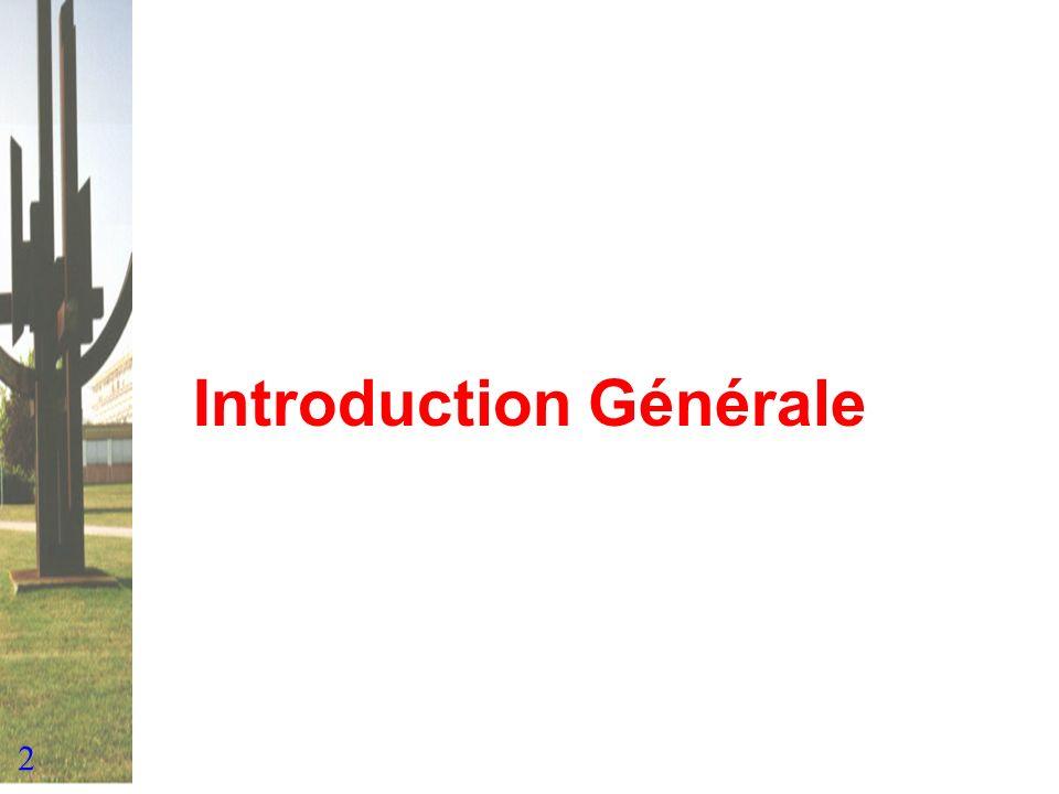 2 Introduction Générale