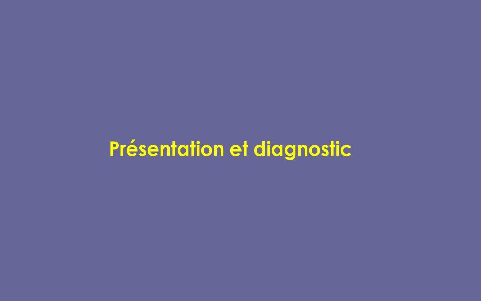 Présentation et diagnostic
