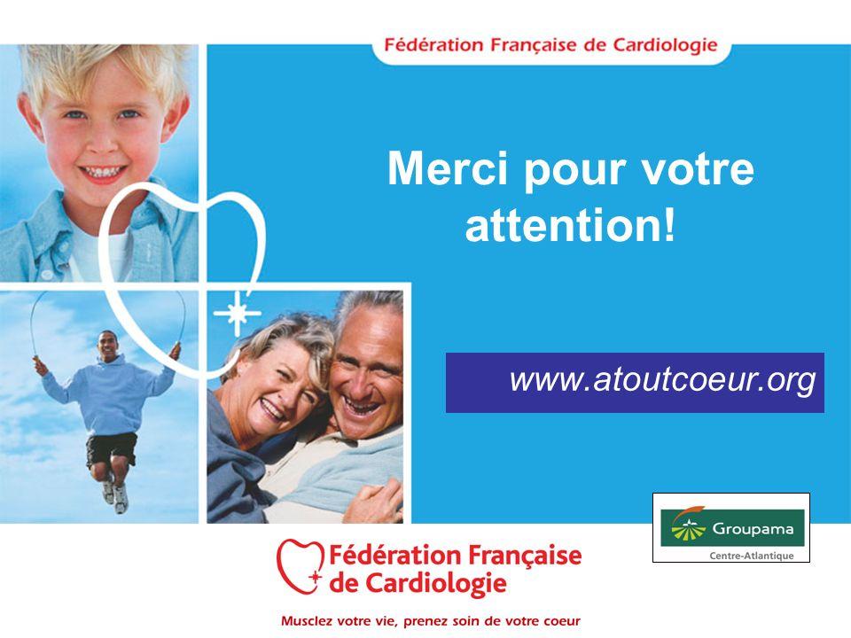 Merci pour votre attention! www.atoutcoeur.org