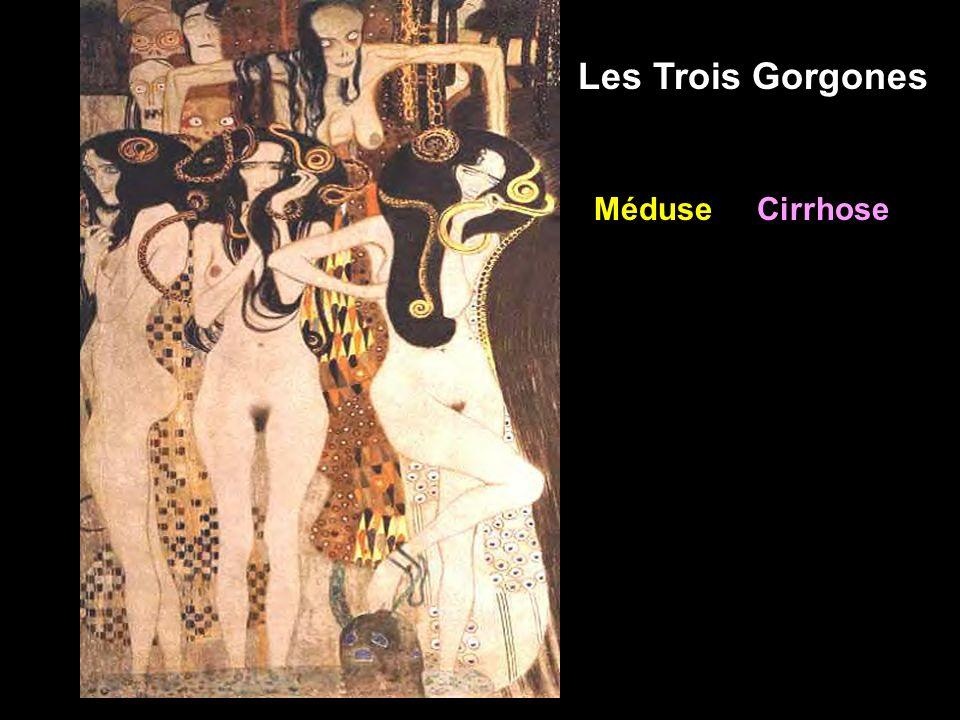 Méduse Cirrhose Les Trois Gorgones