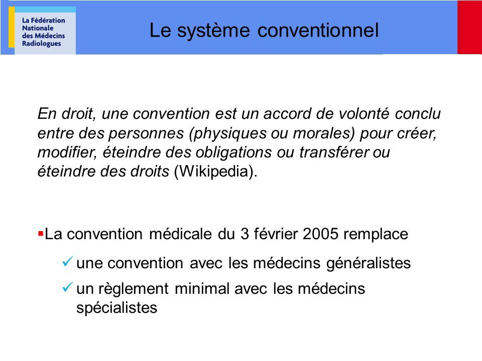 Le système conventionnel En droit, une convention est un accord de volonté conclu entre des personnes (physiques ou morales) pour créer, modifier, éte
