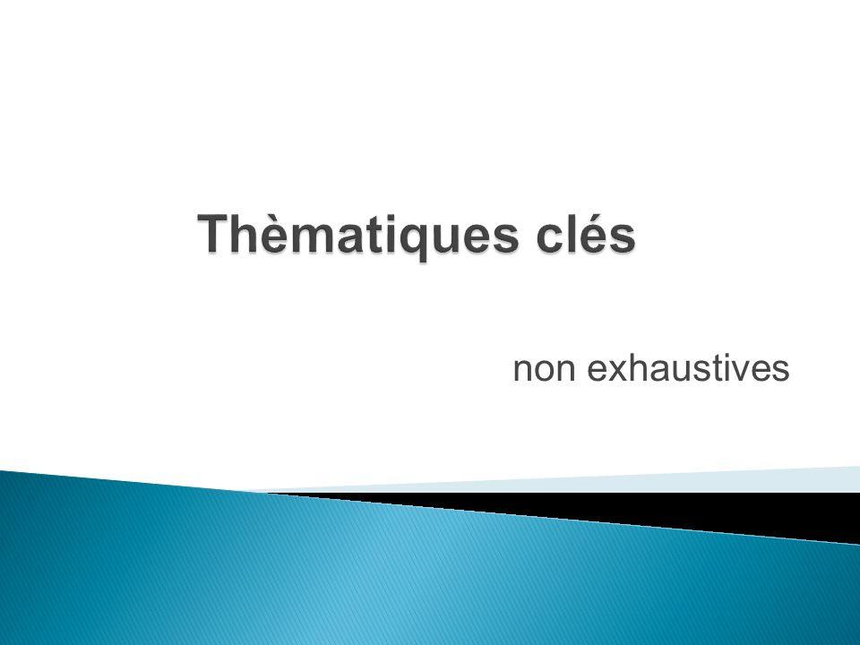 non exhaustives