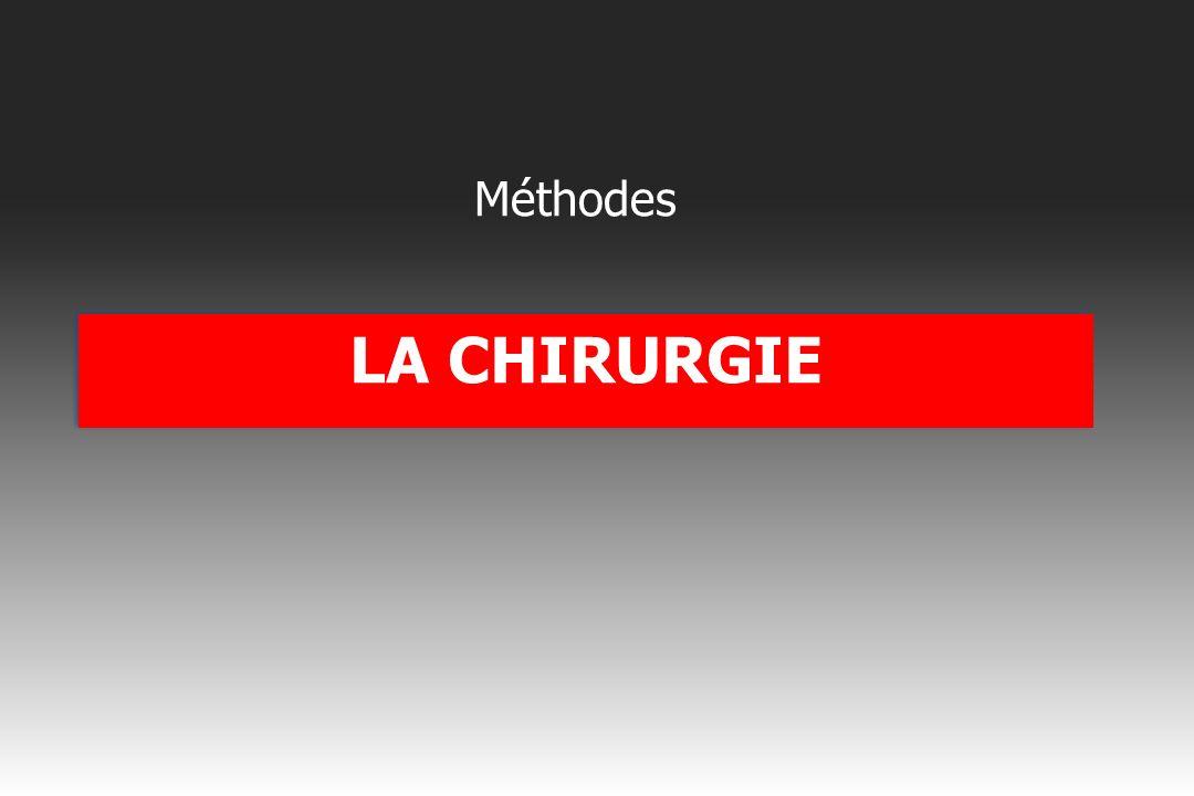 PROCEDURE CHIRURGICALE (1) 1.