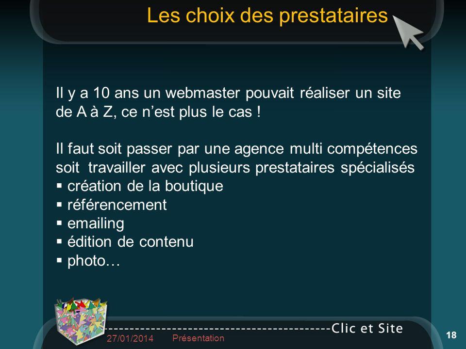 Il y a 10 ans un webmaster pouvait réaliser un site de A à Z, ce nest plus le cas .