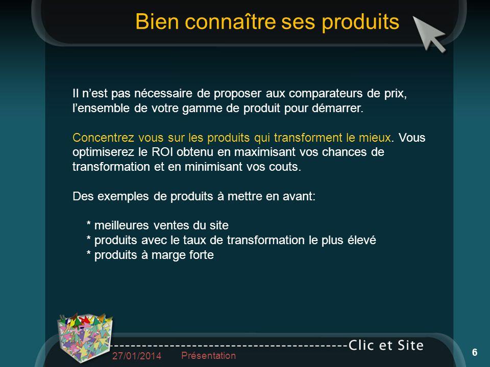 Exemple du Windil.fr 27/01/2014 Présentation 7