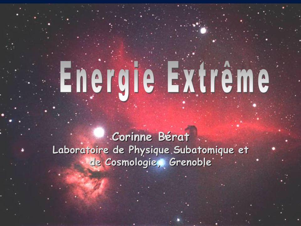 Corinne Bérat Laboratoire de Physique Subatomique et de Cosmologie, Grenoble
