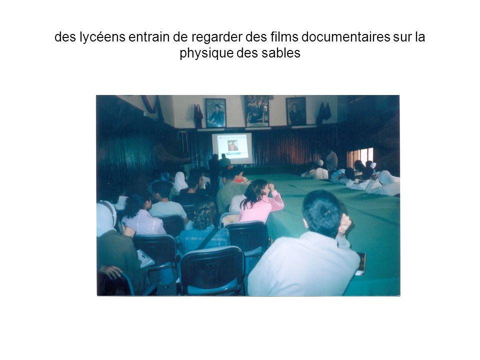 6-Vidéoconférences à la salle multimédia de lUniversité - Retransmission de la vidéoconférence « Physique et Interrogations Fondamentales » organisée par la SFP à la Bibliothèque nationale de France le 16 novembre 2005 - Retransmission de la vidéoconférence « beyond Einstein » organisé par le CERN le 01 décembre 2005 7- Journée Public à la Faculté pluridisciplinaire de Nador 14 décembre 2005 -« Le plasma: 4ème état de la matière » par Pr.