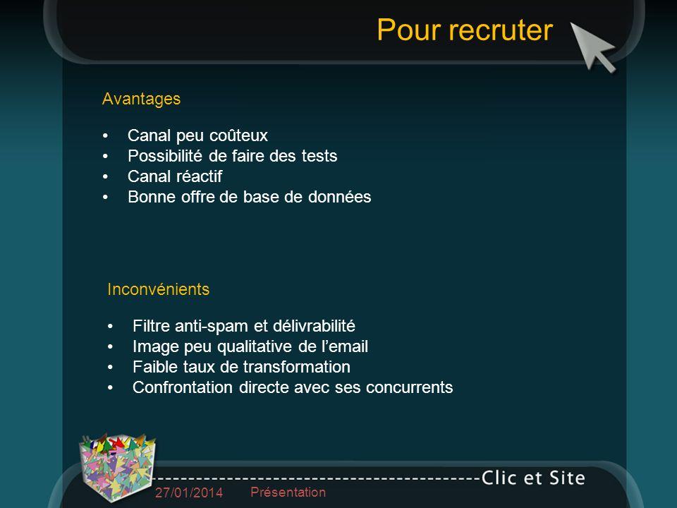 Les bases pure player De plus en plus d acteurs pure player web mettent leurs fichiers email à la location afin d élargir leurs sources de revenu.