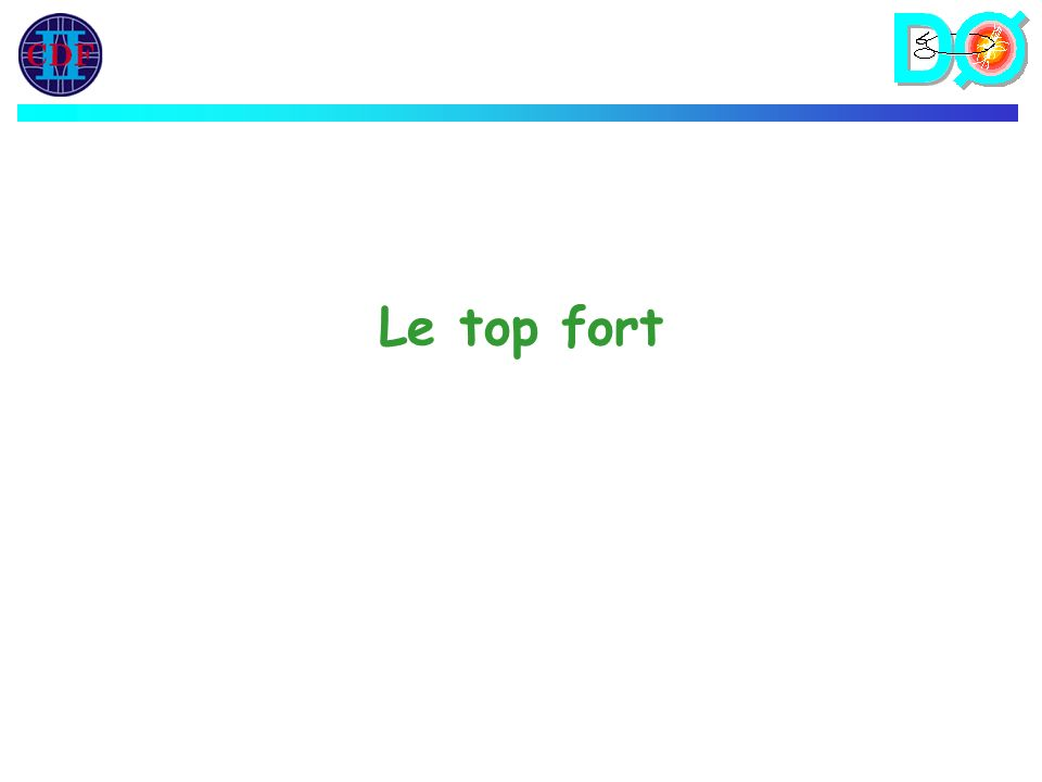 Le top fort