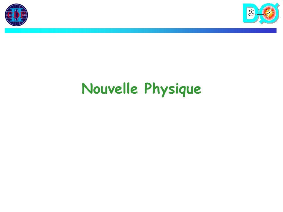Nouvelle Physique