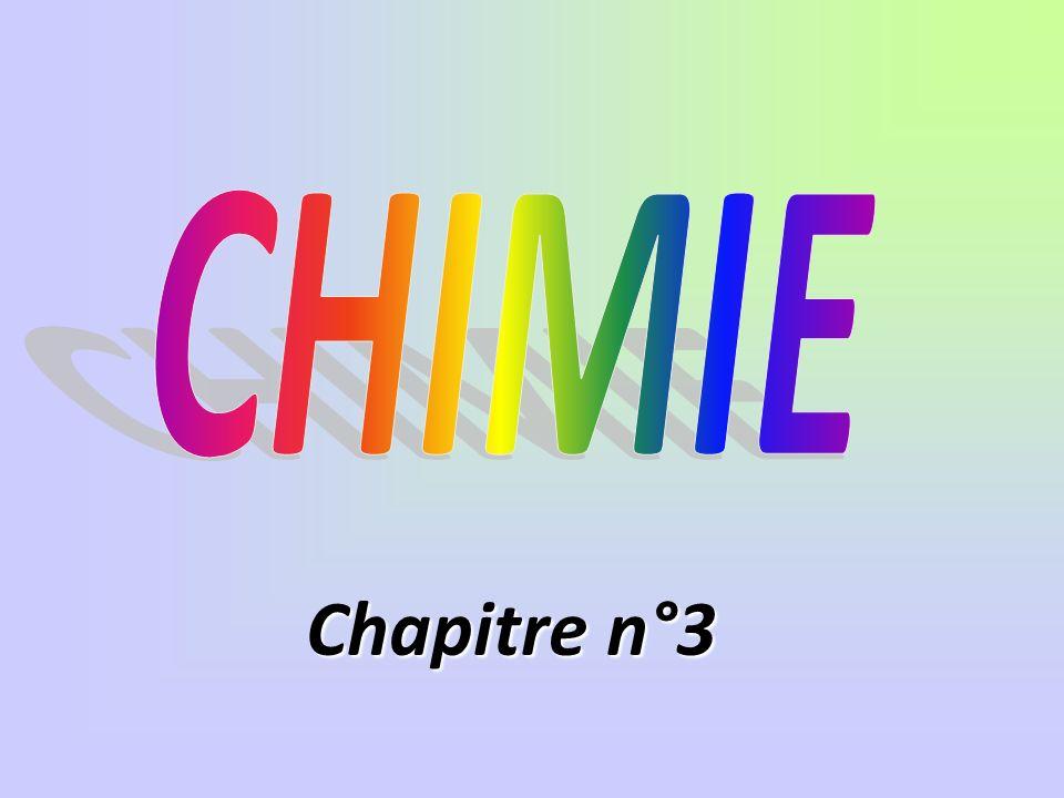 Chapitre n°3