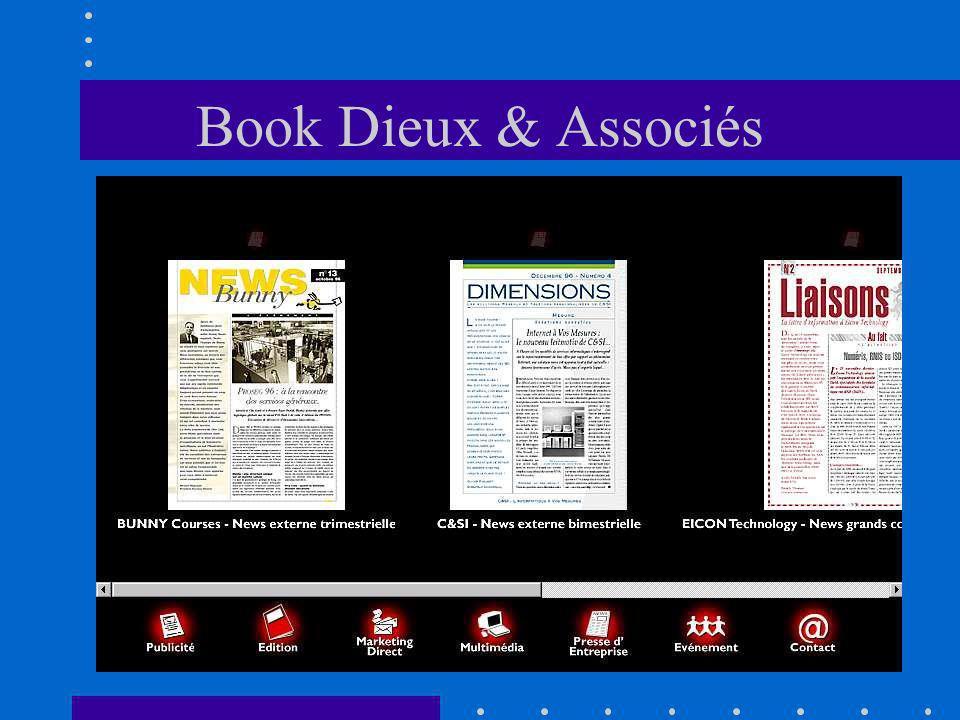 Book Dieux & Associés