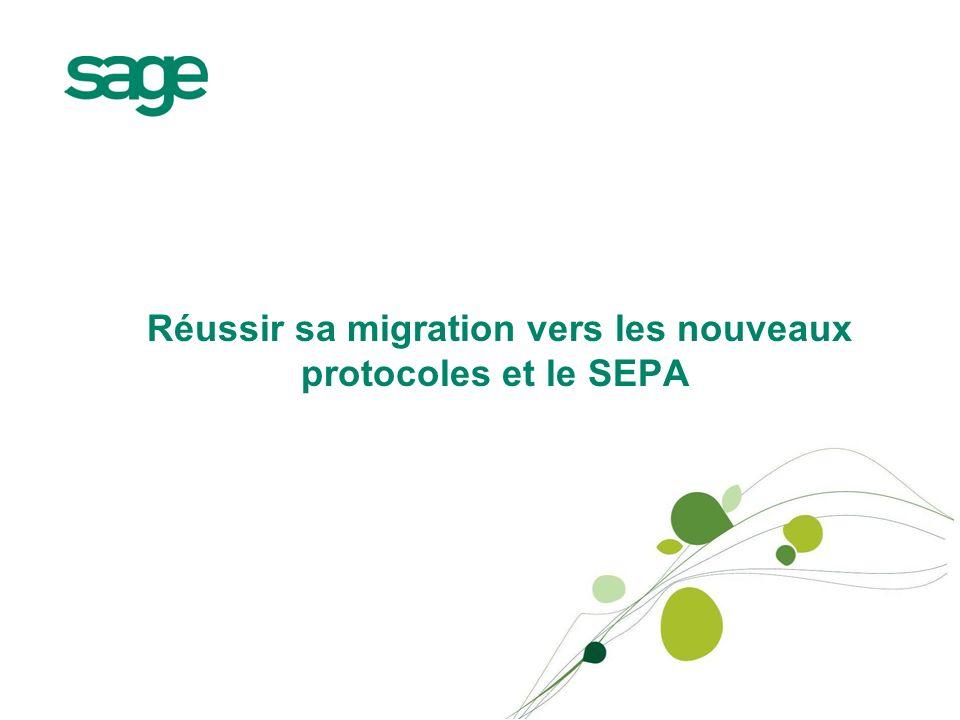 Réussir sa migration vers les nouveaux protocoles et le SEPA